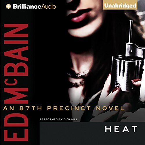 Heat Audiobook By Ed McBain cover art