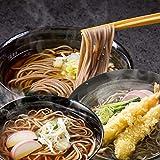 ふみこ農園 年越しそば 日本蕎麦めぐりセット (濃縮スープだし6食付) 蕎麦 信州そば へぎそば 出雲そば (通常)