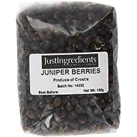 JustIngredients Essential Juniper Berries Bayas de Enebro - 100 gr