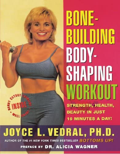 Bone Building Body Shaping Workout Strength Health Beauty In Just 16 Minutes A Day product image