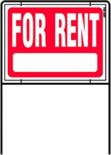 For Sale Real Estate Sign with Metal Frame - 24