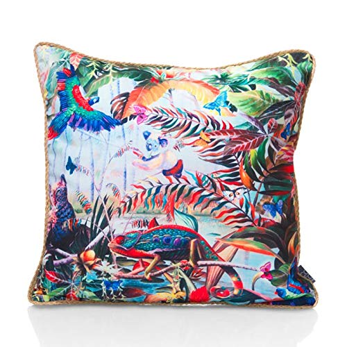 Coco Maison sierkussen Jungle Pillow 45 x 45 cm