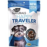 Ark Naturals Happy Traveler Soft Chews, Natural Calming Treats for Dogs and Cats, Reduces Anxious and Nervous Behavior, 75 Count