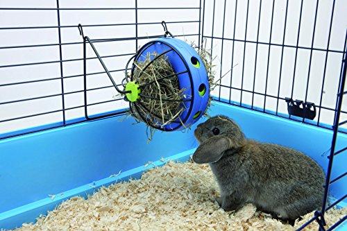 Nobby 25362 Bunny Toy Ø 16 cm, blau-schwarz - 2