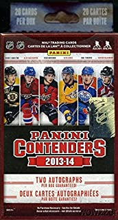 hockey panini contendientes