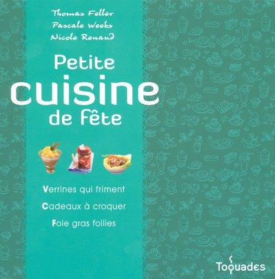 Coffret - Petite cuisine de fête (Les toquades)