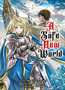 A safe new world Edition simple Tome 1