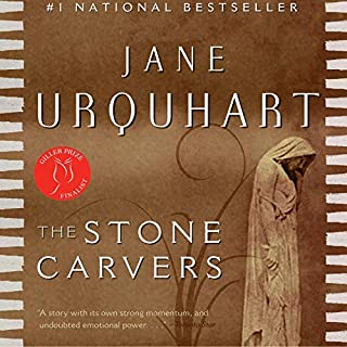 The Stone Carvers cover art