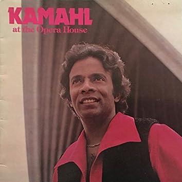 Kamahl At the Opera House