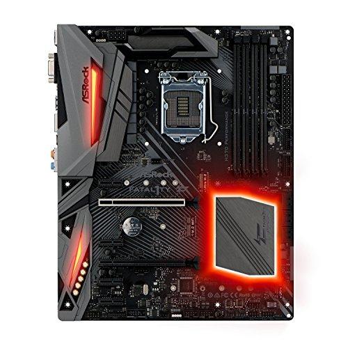 『ASRock Intel H370チップセット搭載 ATXマザーボード Fatal1ty H370 Performance』の2枚目の画像