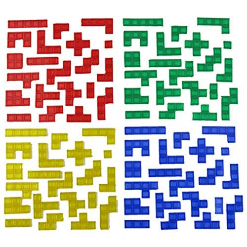 Mattel Blokus Replacement Pieces  ONLY fits Blokus Game Model BJV44 1/2quot Square Tiles