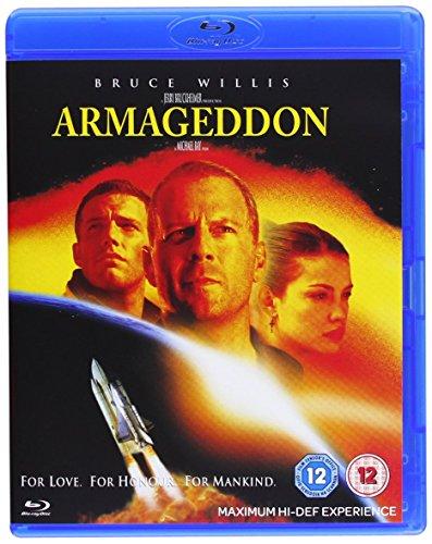 Armageddon [Reino Unido] [Blu-ray]