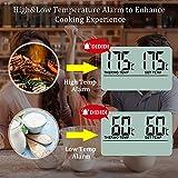 Zoom IMG-1 hotloop termometro cucina digitale con
