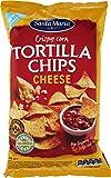 Santa Maria Tortilla Chips con Formaggio, 185g...
