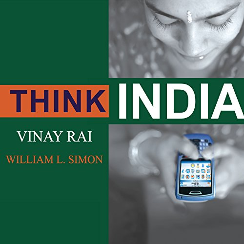 Think India audiobook cover art