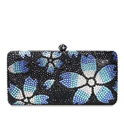 IUHA Cherry blossoms Festive Handbags Clutch bag Purse Party bag Wedding bag For Women or Ladies