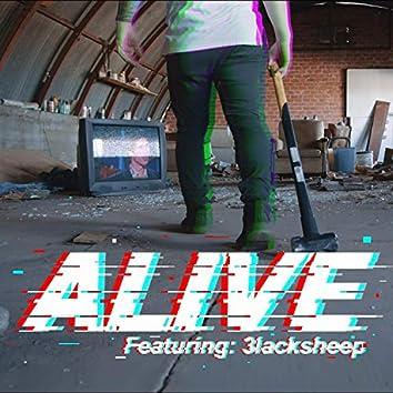 Alive (feat. 3lacksheep)