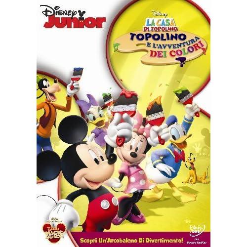 DVD LA CASA DI TOPOLINO-L'AVVEN(REPACK)V