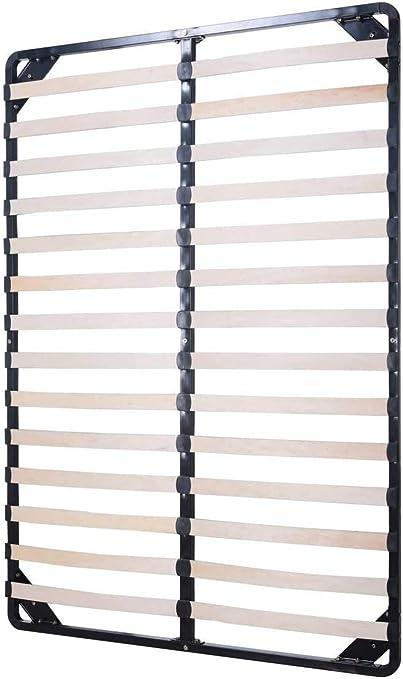 CADENTRO - Somier de láminas (140 x 200 cm), 140 x 200 cm
