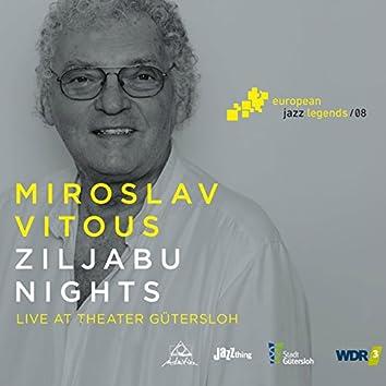 Ziljabu Nights (Live at Theater Gütersloh) [European Jazz Legends, Vol. 8]