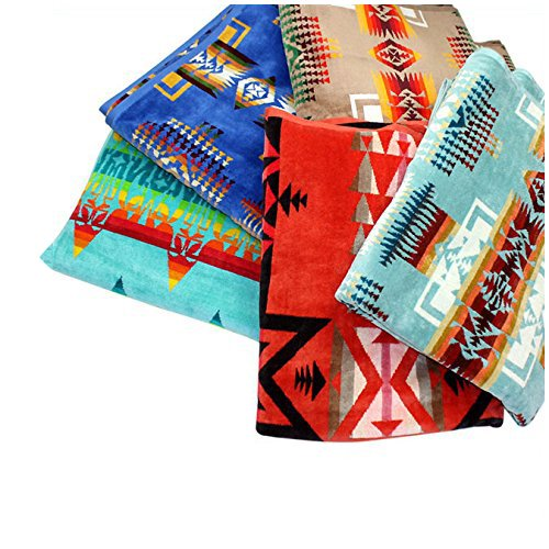 PENDLETON ペンドルトン Oversized Jacquard Towels XB233 大判 ブランケット タオルケット タオルブラン