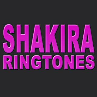 Shakira Ringtones Fan App