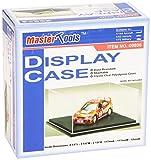 Présentoir vitrine pour maquette - Plastique 117 x 117 x 52 mm