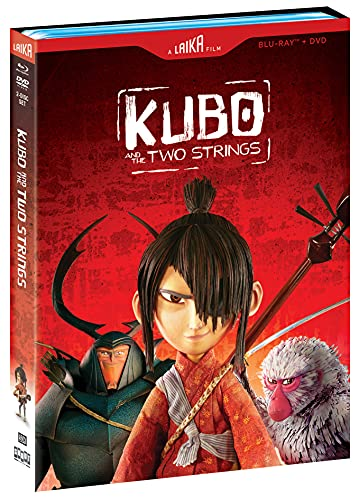 Kubo and the Two Strings - LAIKA Studios Edition [Blu-ray + DVD]