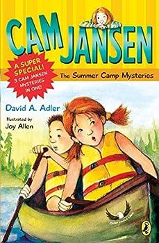 Cam Jansen and the Summer Camp Mysteries Cam Jansen A Super Special