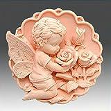 Winkel Baby Craft Art Silikon Seifenform Handwerk DIY Formen, Seife Kerze Handmade Formen (N208)