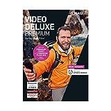 MAGIX Video deluxe 2019 Premium – Für anspruchsvolle Videoproduktionen. | Standard | PC | PC...