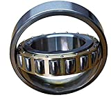FAG 23068K-MB-C4-T52BW Spherical Roller Bearing, Tapered Bore, Brass Cage, C4 Clearance, Metric, 340mm ID, 520mm OD, 133mm Width, 1400rpm Maximum Rotational Speed