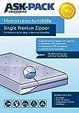 Zoom IMG-1 custodia materasso premium single 3