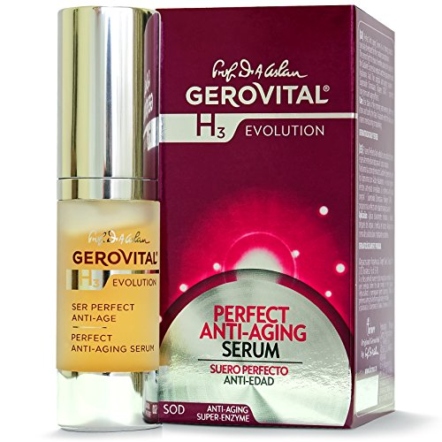 Gerovital H3 Evolution Perfect Anti-Aging Serum Hyaluron 15 ml