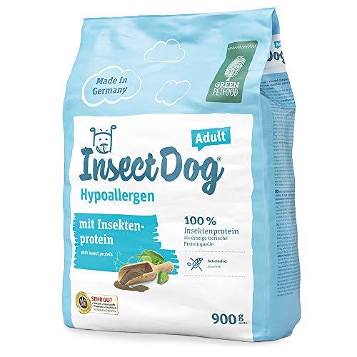 Green Petfood InsectDog Hypoallergen 900g
