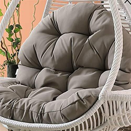 su-luoyu - Cuscino sospeso per sedia a dondolo, sedia sospesa, cuscino per sedia a dondolo, sedia a dondolo, cuscino con cuscino