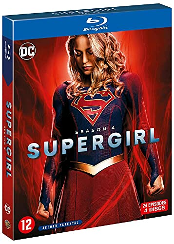 Supergirl-Saison 4 [Blu-Ray]