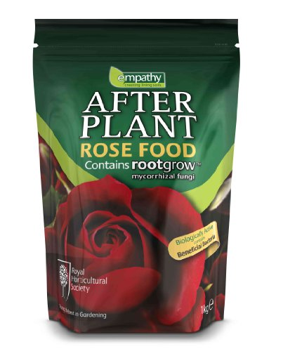 Plantworks Ltd Empathy 1kg Afterplant Rose Food with rootgrow
