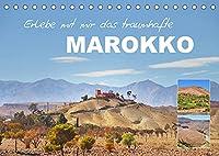 Erlebe mit mir das traumhafte Marokko (Tischkalender 2022 DIN A5 quer): Die marokkanischen Landschaften sind einzigartig abwechslungsreich. (Monatskalender, 14 Seiten )