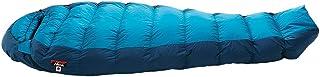 ナンガ 寝袋 オーロラライト 600DX ブルー レギュラーサイズ