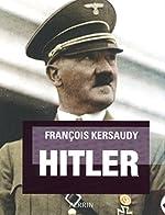 Hitler de François KERSAUDY