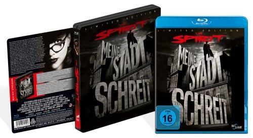 The Spirit (Limitiertes Steelbook - exklusiv bei Amazon.de) [Blu-ray]