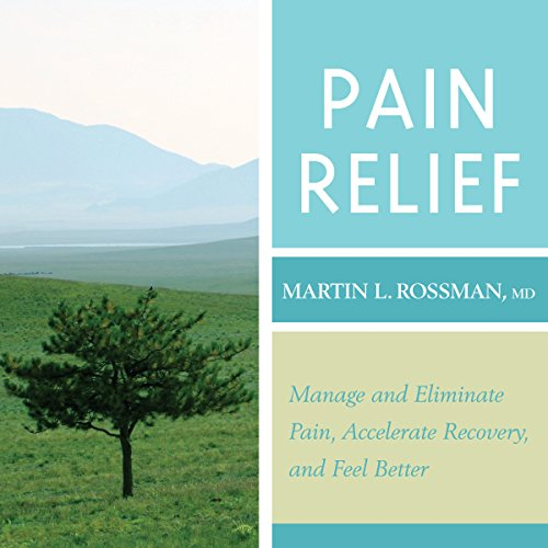 Pain Relief audiobook cover art