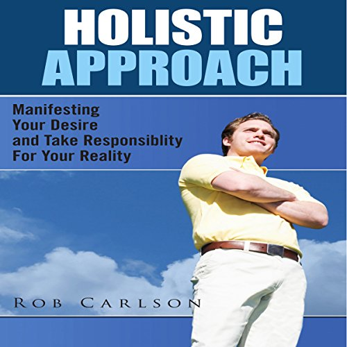 Holistic Approach audiobook cover art