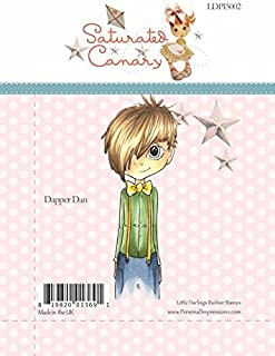 Little Darlings Dapper Dan Clear Stamps