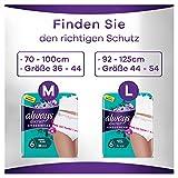Always Discreet Inkontinenz-Höschen Plus Spar-Paket bei Blasenschwäche, Größe L, 32 Höschen (4 Packungen x 8 Stück) - 7