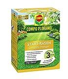 COMPO FLORANID Start-Rasen Langzeit-Dünger, 3...