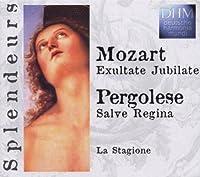 Mozart: Exultate Jubilate/Pregolesi: Sal