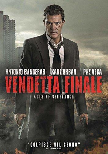 Vendetta Finale  ( Blu Ray)