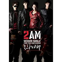 2AM 2nd Single - Time For Confession(韓国盤)
